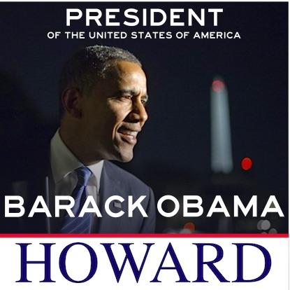 Number 44: Barack Obama