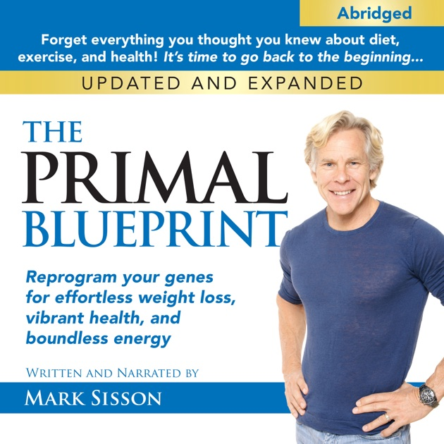 The primal blueprint reprogram your genes for effortless weight the primal blueprint reprogram your genes for effortless weight loss vibrant health and boundless energy by mark sisson on itunes malvernweather Image collections