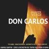 Verdi: Don Carlos, Coro e Orchestra del Teatro dell 'Opera di Roma, Gabriele Santini, Tito Gobbi, Mario Filippeschi, Antonietta Stella & Boris Christoff