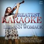 Greatest Karaoke Hits of Lee Ann Womack