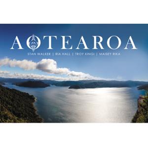 Stan Walker - Aotearoa (Maori Language Week 2014) [feat. Ria Hall, Troy Kingi & Maisey Rika]