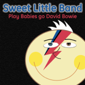 Sweet Little Band Play Babies Go David Bowie