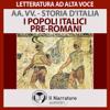 I popoli Italici pre-romani: Storia d'Italia 1 - Autori Vari