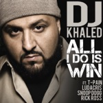 songs like All I Do Is Win (feat. T-Pain, Ludacris, Snoop Dogg & Rick Ross)