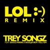 LOL The Remixes feat Gucci Mane Soulja Boy Tell Em Single