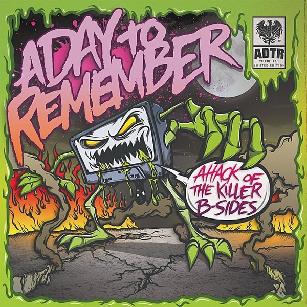 A Day to Remember mit Right Where You Want Me to Be