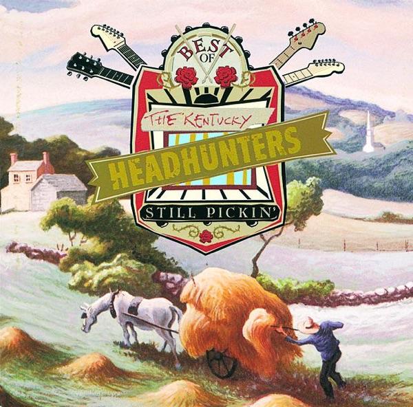 Kentucky Headhunters - Dumas Walker