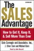 The Sales Advantage: How to Get It, Keep It, and Sell More than Ever AudioBook Download