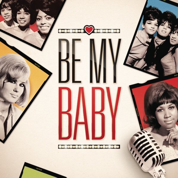 Cover art for Be My Baby