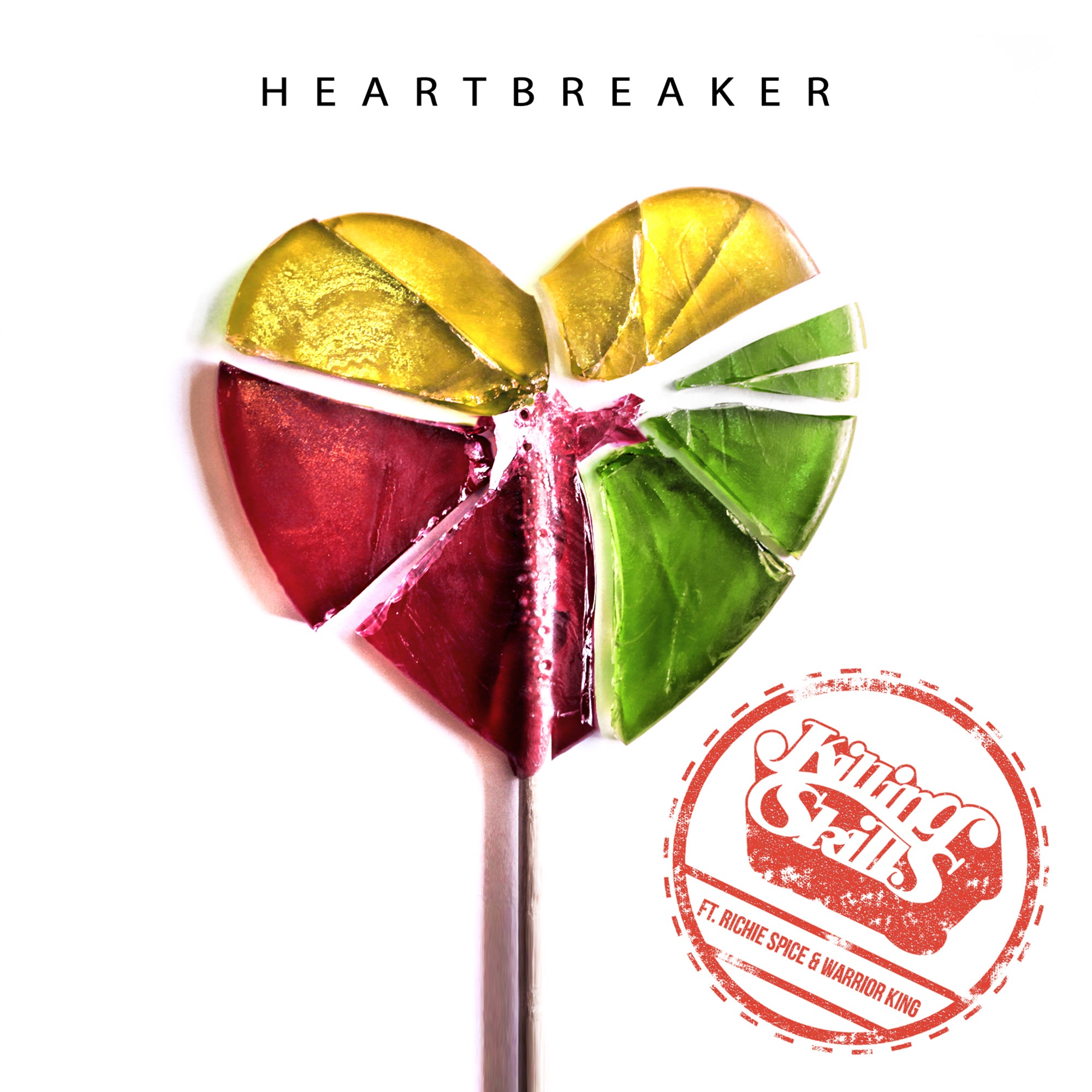 Heartbreaker (feat. Richie Spice & Warrior King)