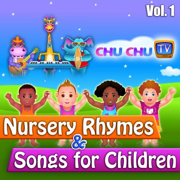 ChuChuTV Nursery Rhymes & Songs for Children, Vol  1 by ChuChu TV