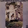 Gary Burton & Keith Jarrett ジャケット写真