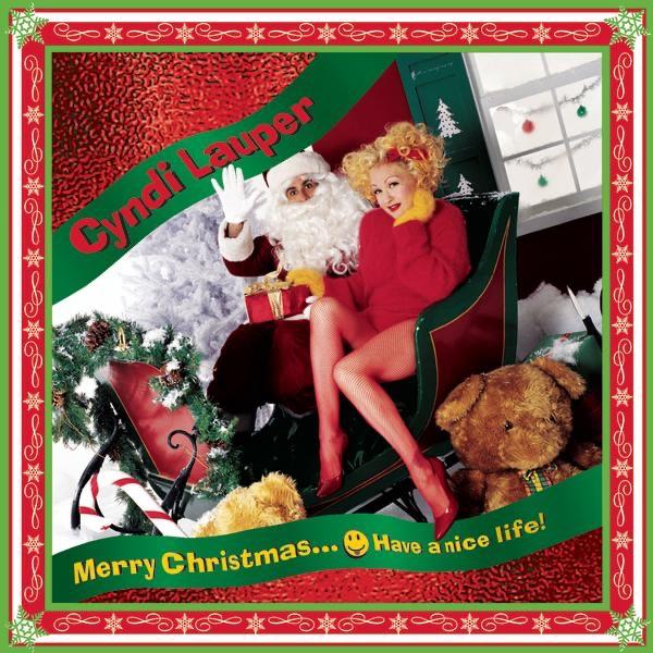 Cyndi Lauper mit Home On Christmas Day