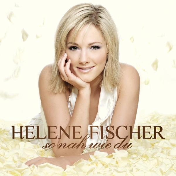 Helene Fischer mit Schatten im Regenbogenland