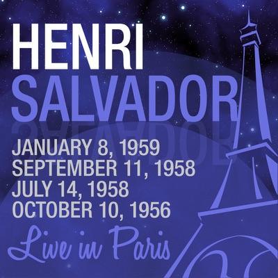 Live in Paris - Henri Salvador