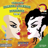 Tribute to Michael Jackson & Madonna Vol.2 (128-134 BPM Non-Stop Workout Mix) (32-Count Phrased Instructor Mix)