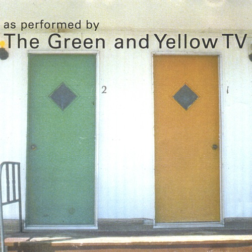 The Green And Yellow Tv - The Big Red Machine