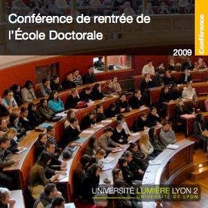 2009_2010 Ecole Doctorale Sciences économiques et de Gestion: 2009_2010 Ecole Doctorale Sciences économiques et de Gestion