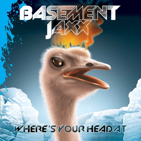 Cover art for Where's Your Head At