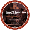 Balex F & Joseph Sosa - African Drums (Christian Duran Tribal Remix) artwork