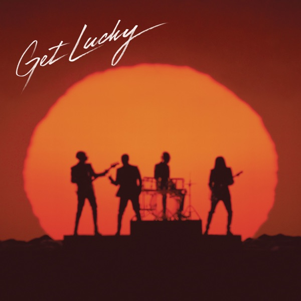 Cover art for Get Lucky