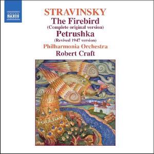 Philharmonia Orchestra & Robert Craft - The Firebird, Tableau I: Dialogue Between Kastchei and Ivan Tsarevich