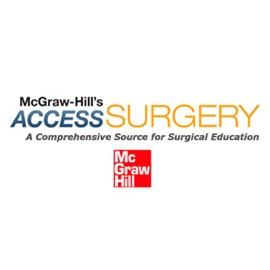 Mcgraw Hill Professional Access Surgery
