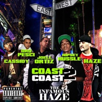 Coast to Coast (feat. Cassidy, Joell Ortiz, Dominic, Nipsey Hussle & Dro Pesci) - Single Mp3 Download