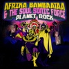 Planet Rock (Rerecorded Remixes) [1996 Version], Afrika Bambaataa & The Soul Sonic Force