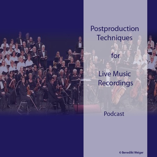 Postproduction Techniques for Live Music Recordings