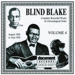 Blind Blake - Blind Arthur's Breakdown