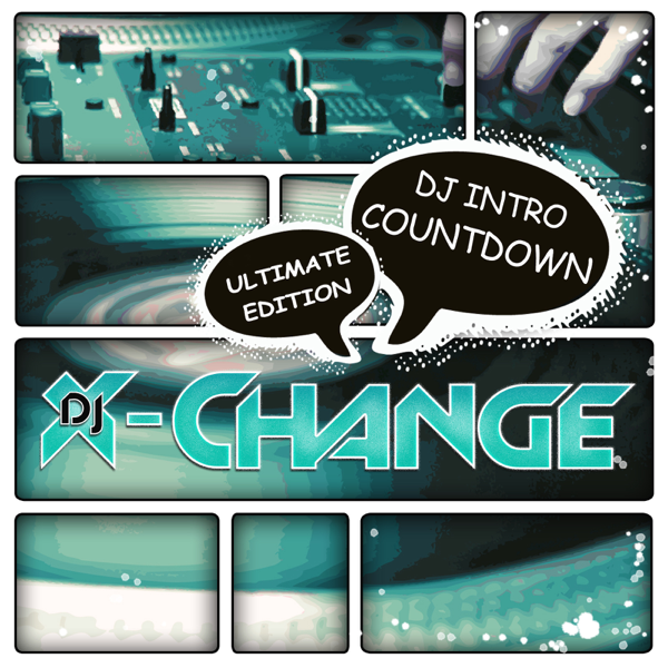 DJ Intro Countdown Ultimate Edition (Scratch Weapons and Tools Series) -  Single by DJ X-Change