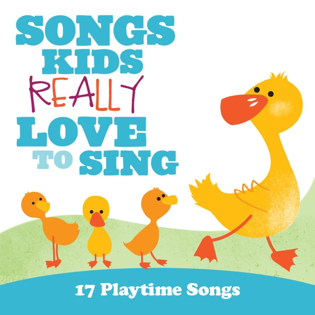 Songs Kids Really Love To Sing 17 Bible Songs By Kids Choir On