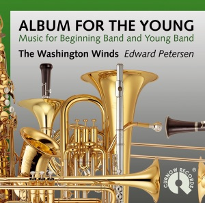 The Washington Winds & Edward Petersen - Sailing