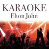 Karaoke: Elton John ジャケット写真