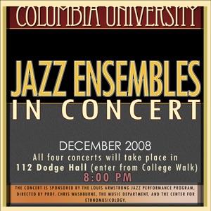 Jazz Ensembles - December 2008 - Ole Mathisen - 12/1/08