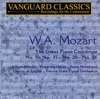 Mozart: The Great Piano Concertos ジャケット写真