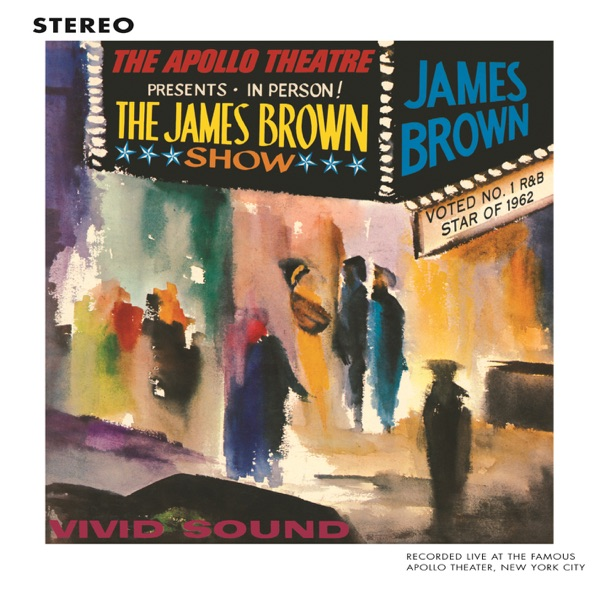 Live At the Apollo (1962)