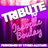 Tribute to Isabelle Boulay, Studio All-Stars
