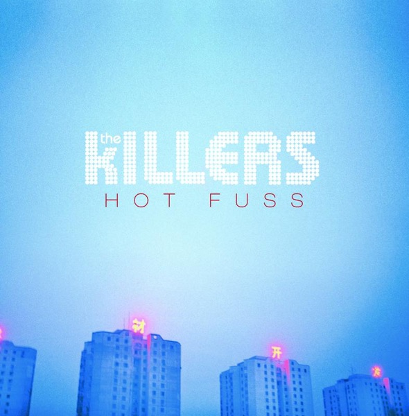 Cover art for Mr. Brightside
