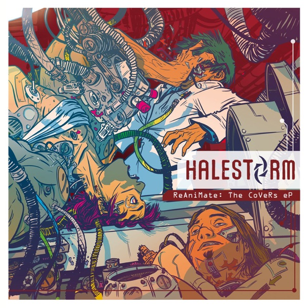 Halestorm - All I Wanna Do Is Make Love To You