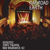 Railroad Earth - Bird In a House (Live)
