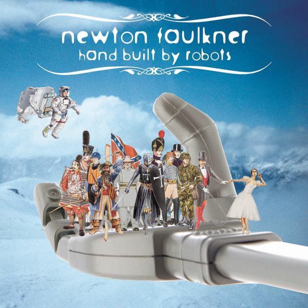 Newton Faulkner mit Dream Catch Me