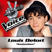 Amsterdam (The Voice : la plus belle voix) - Single