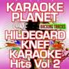 Hildegard Knef Karaoke Hits, Vol. 2 (Karaoke Planet) ジャケット写真