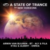 A State of Trance 650 New Horizons Mixed by Armin van Buuren BT Aly Fila Kyau Albert Omnia