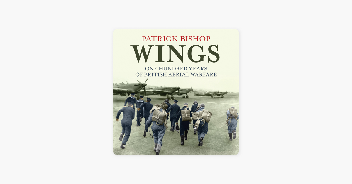 Wings: One Hundred Years of British Aerial Warfare (Unabridged)