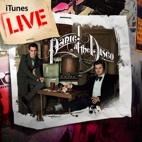 Panic! At the Disco - iTunes Live - EP