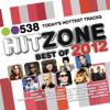 Verschillende artiesten - 538 Hitzone - Best of 2012 kunstwerk