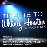 Tribute to Whitney Houston Workout Mix (132 BPM)